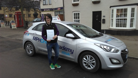 Ben Eustace - driving lessons Stilton Peterborough