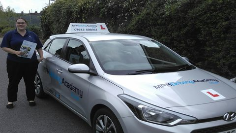 Charlie - driving lessons Yaxley, Peterborough