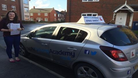 Devon Coles - driving lessons Yaxley Peterborough