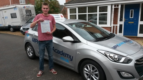 Josh Marjoram Driving Lessons Yaxley Peterborough