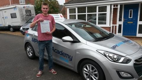 Josh Marjoram Driving Lessons Yaxley Peterborough