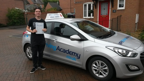 Josh Wilkin Driving Lessons Hampton Vale Peterborough