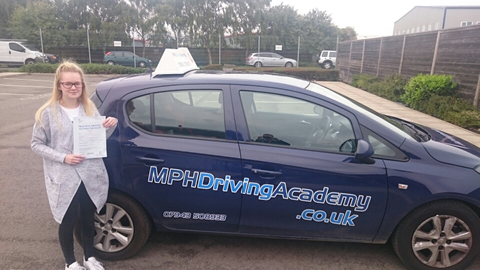 Tyler Edwards Driving Lessons Eye Peterborough