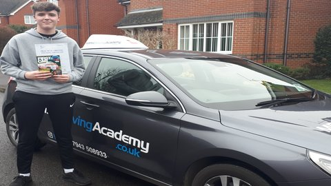 Scott Bowen - driving lessons Peterborough